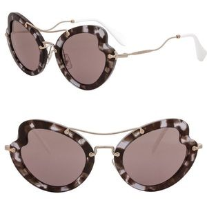 e96e780fd44 Miu Miu Accessories - NEW   Miu Miu Scenique Butterfly Sunglasses